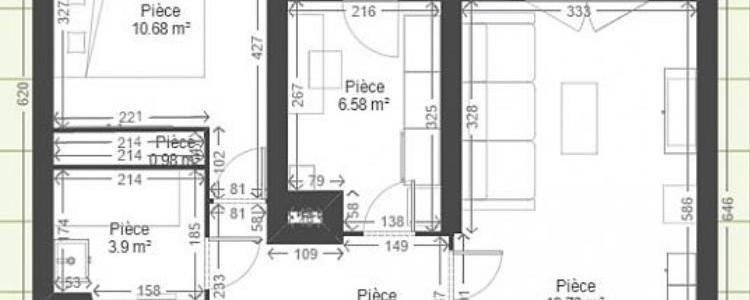 Plans amenagement interieur
