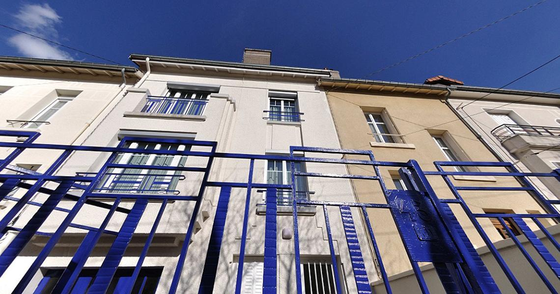 renovation facade allier