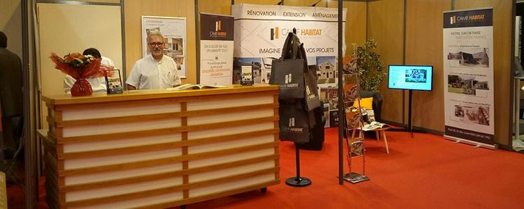 salon de la r novation 2015 paris camif habitat. Black Bedroom Furniture Sets. Home Design Ideas