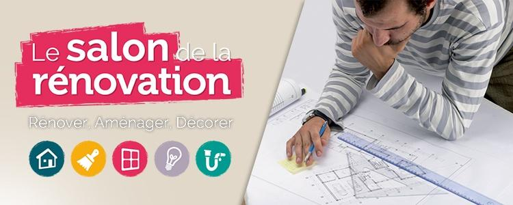 salon de la rénovation 2018 à Paris