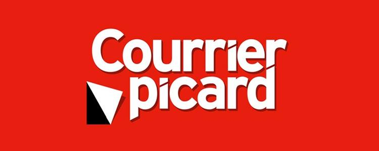 logo courrier picard