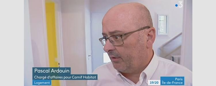 Camif Habitat sur France 3 Paris Île de France