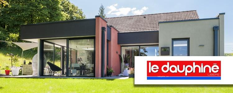 extension de maison contemporaine avec toit plat