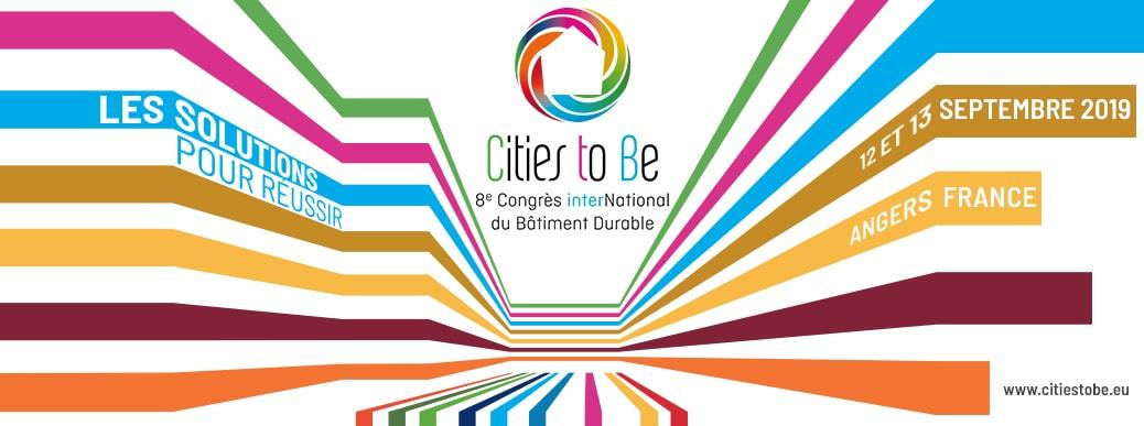 cities to be congrès internation du batiment durable
