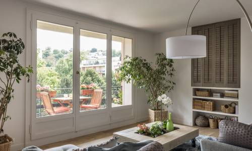 Transformation de maison en appartements
